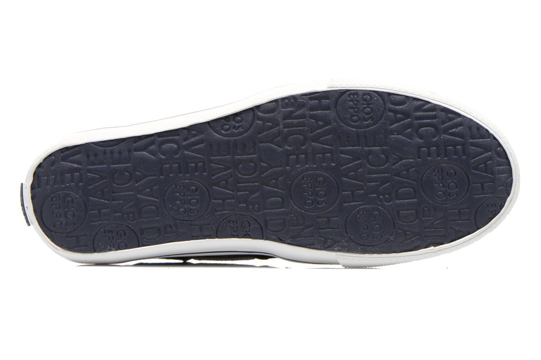 Zapatos con velcro Gioseppo Goliat Azul vista de arriba