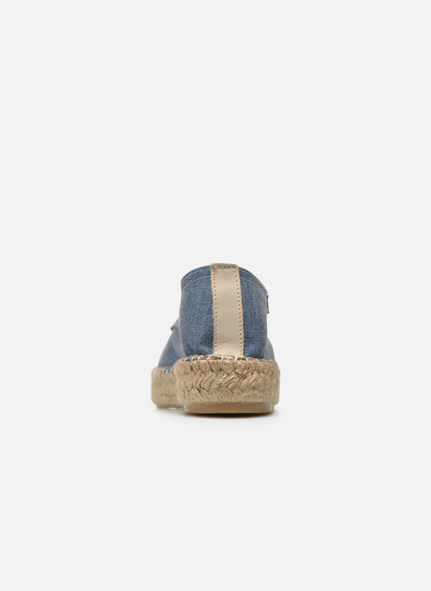 Espadrilles Gioseppo Jaquita Blue view from the right