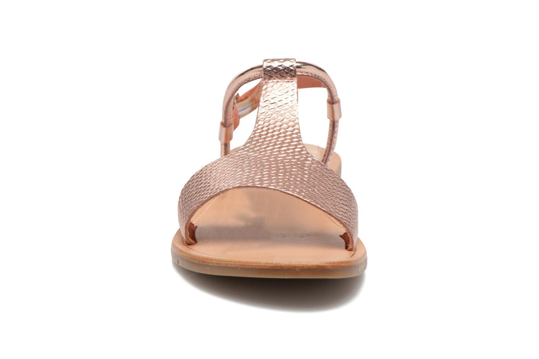 Sandals Gioseppo Bavana Pink model view