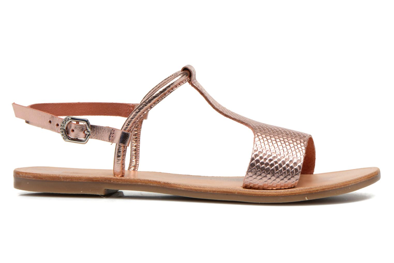 Sandals Gioseppo Bavana Pink back view