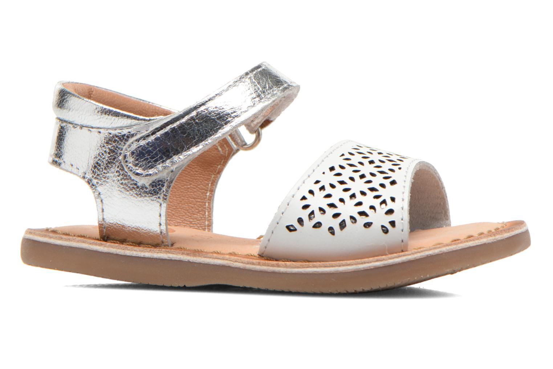 Sandali e scarpe aperte Gioseppo Carla Bianco immagine posteriore