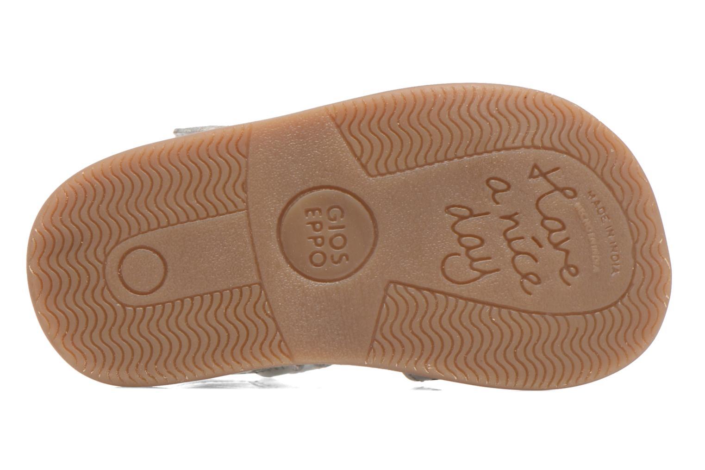 Sandali e scarpe aperte Gioseppo Carla Bianco immagine dall'alto