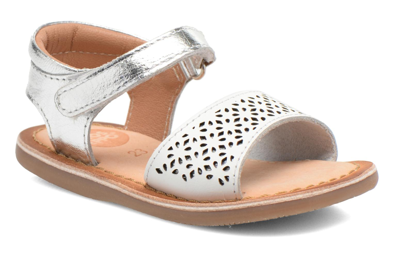 Sandali e scarpe aperte Gioseppo Carla Bianco vedi dettaglio/paio