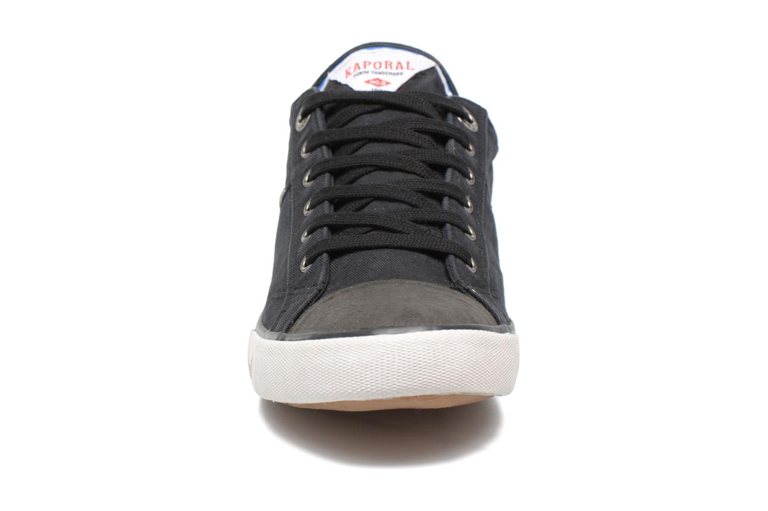 Trainers Kaporal Icare Black model view