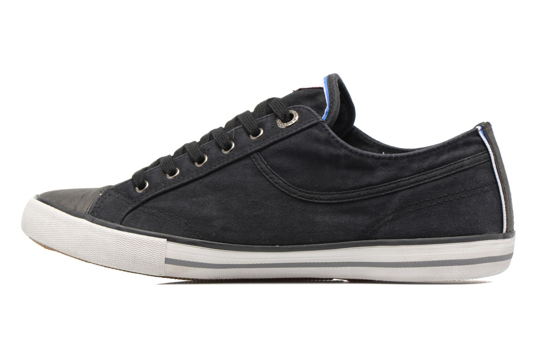Sneakers Kaporal Icare Zwart voorkant