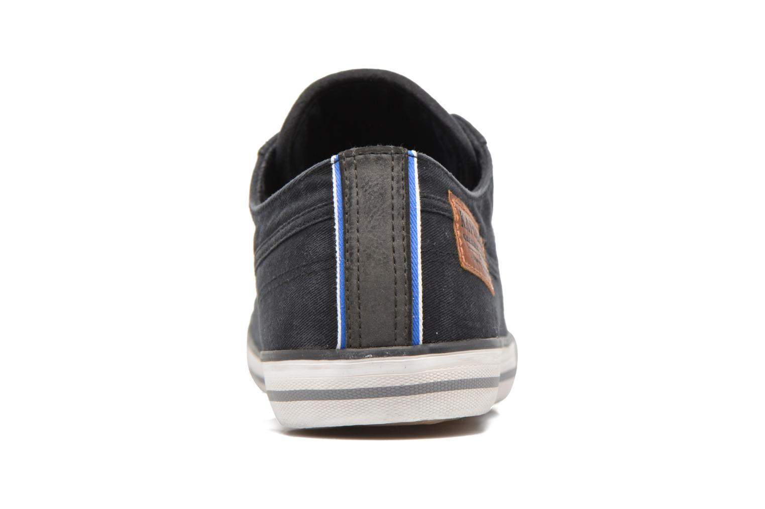 Trainers Kaporal Icare Black view from the right