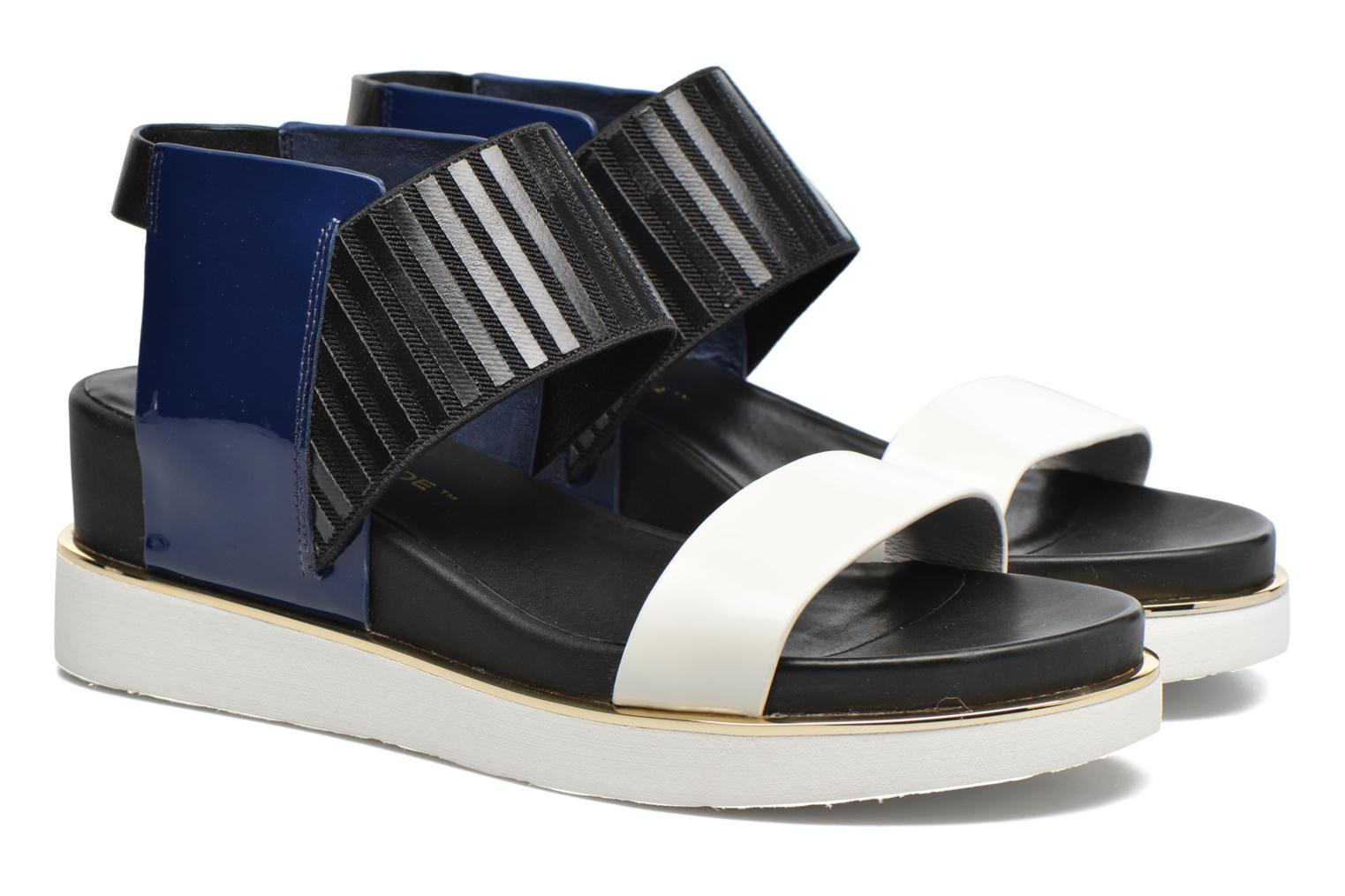 Sandals United Nude Rico Sandal Multicolor 3/4 view