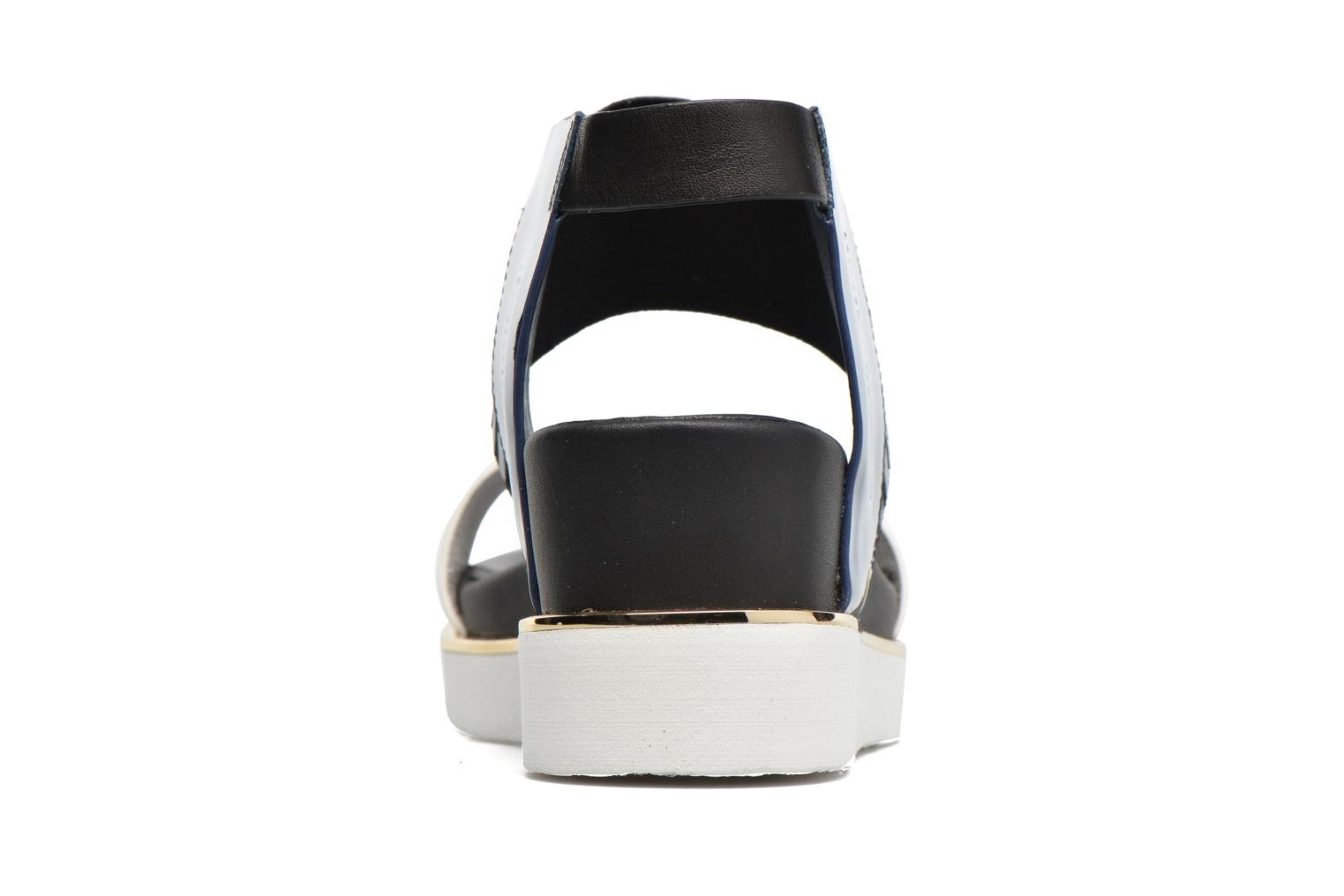 Sandals United Nude Rico Sandal Multicolor view from the right