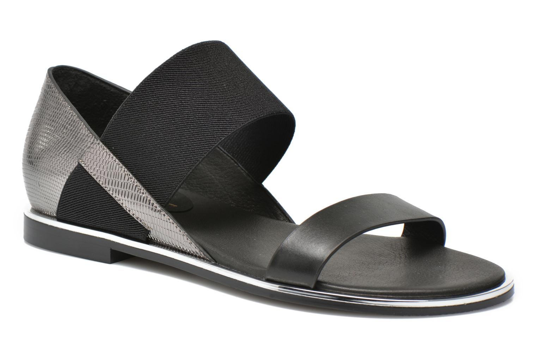 Sandales et nu-pieds United Nude Mona Noir vue détail/paire