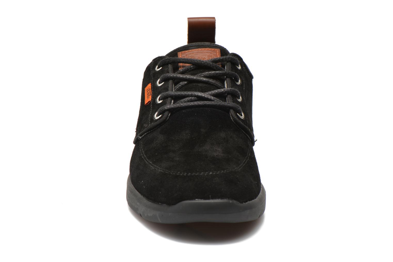 Baskets Vans Brigata Lite + Noir vue portées chaussures