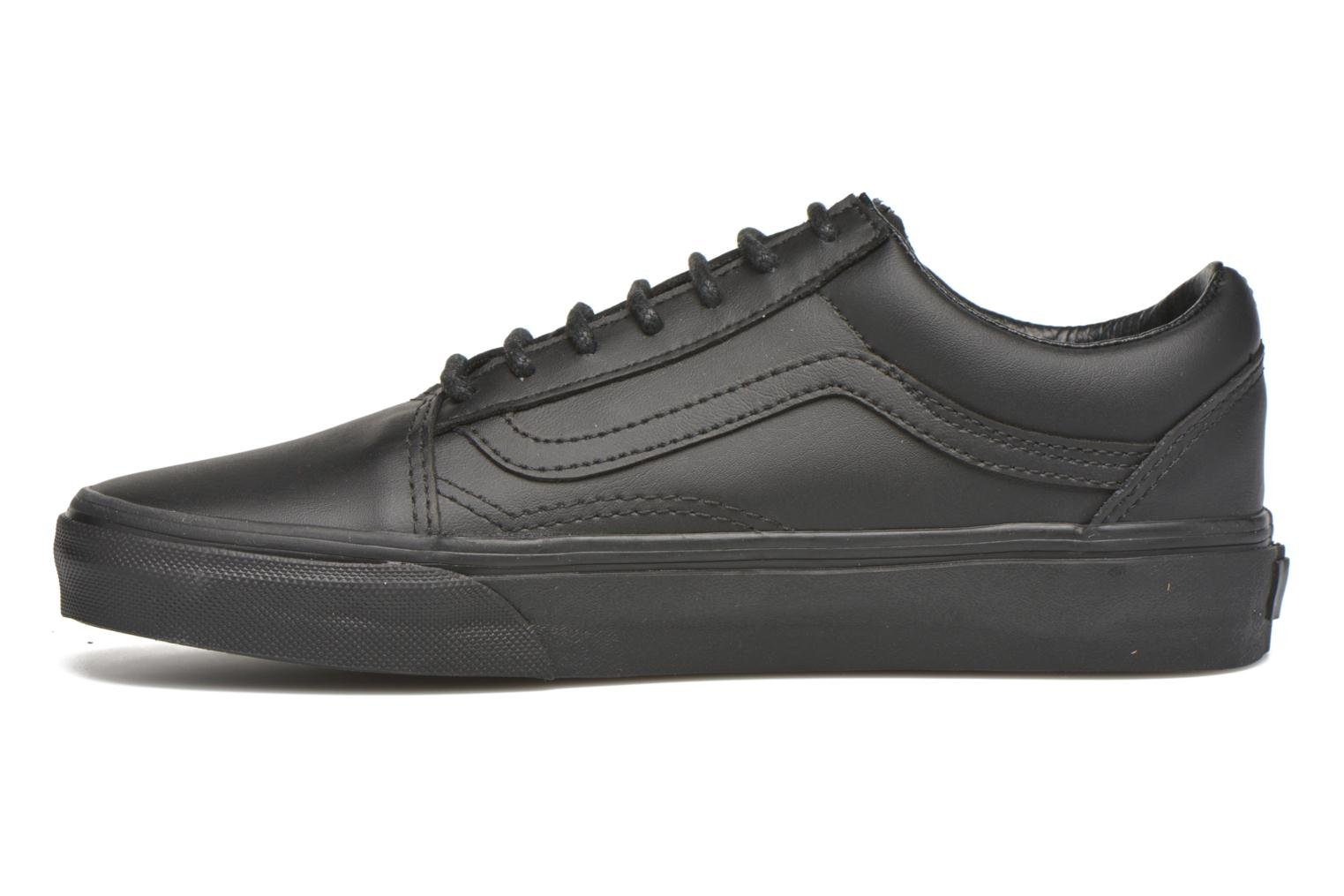 Old Skool Zip (Gunmetal) Black/Black