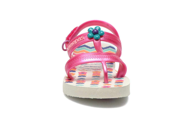 Sandalias Havaianas Kids Joy Spring Multicolor vista del modelo