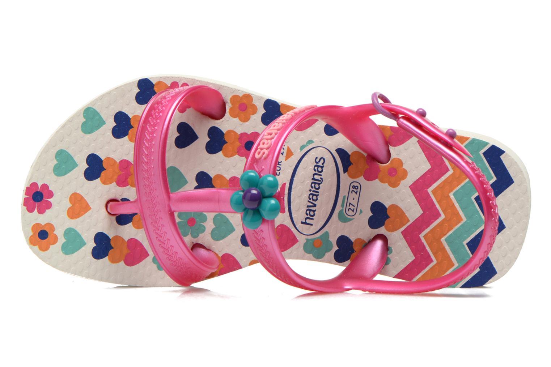 Sandalias Havaianas Kids Joy Spring Multicolor vista lateral izquierda