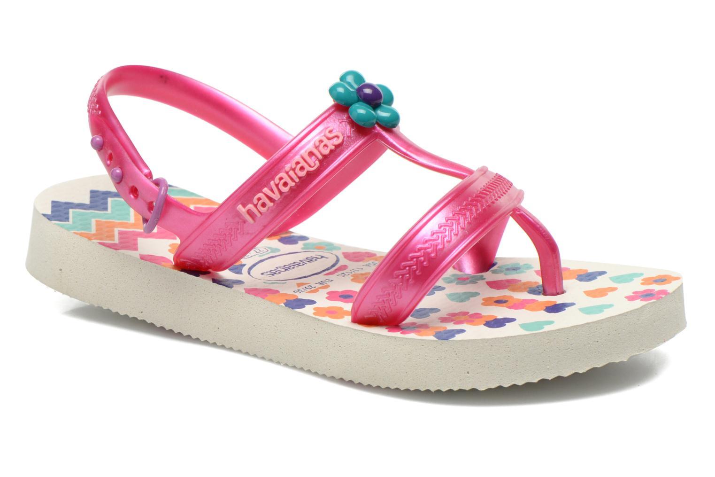 Sandalias Havaianas Kids Joy Spring Multicolor vista de detalle / par