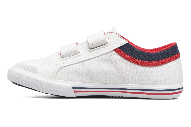 Sneaker Le Coq Sportif Saint Gaetan PS weiß ansicht von vorne