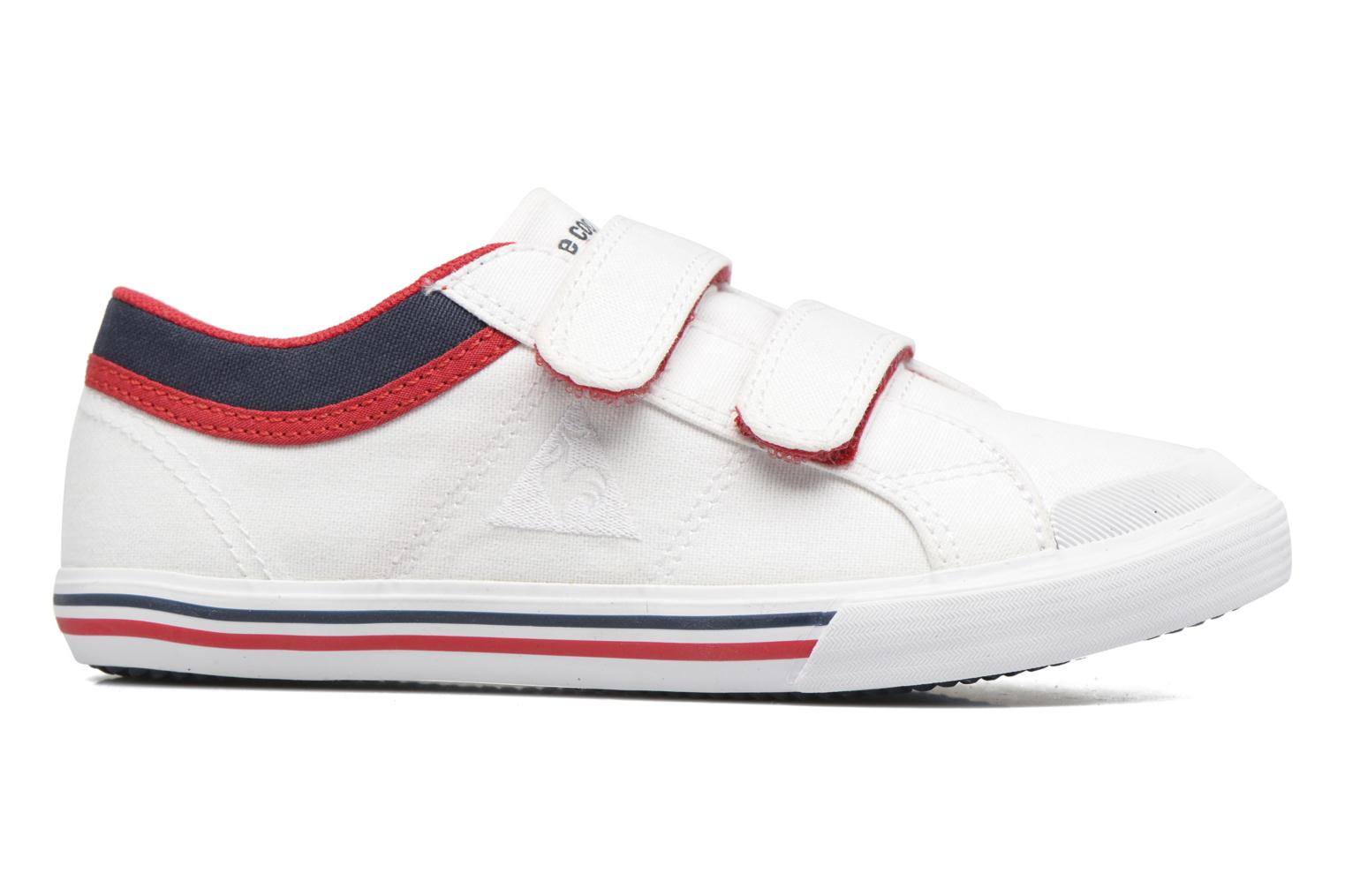 Trainers Le Coq Sportif Saint Gaetan PS White view from the right