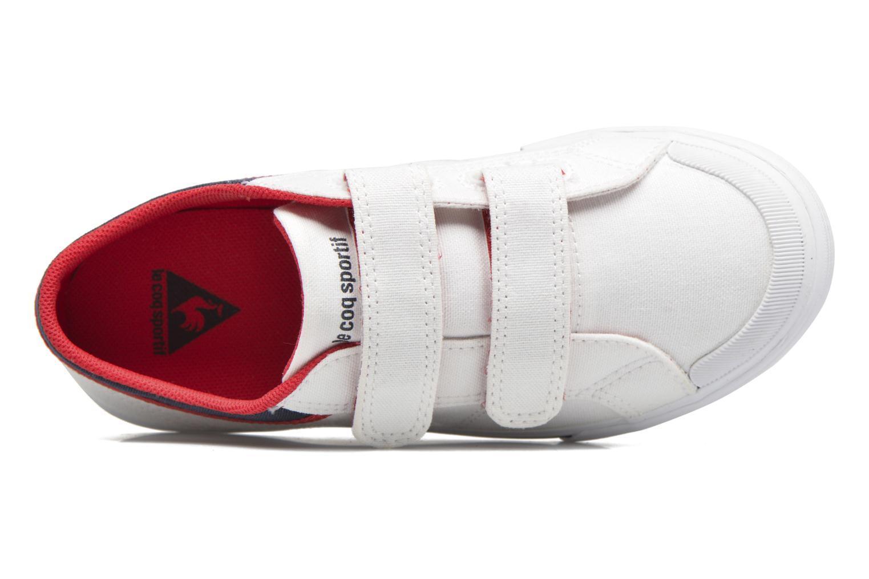 Sneaker Le Coq Sportif Saint Gaetan PS weiß ansicht von hinten
