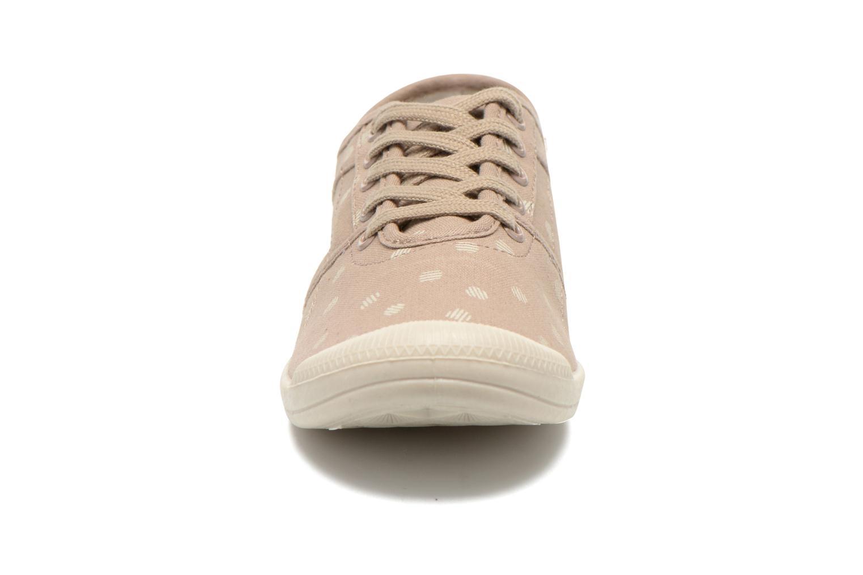 Baskets TBS Kellye Gris vue portées chaussures