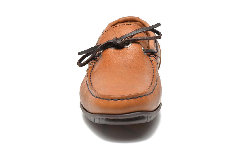 Mocassins TBS Klever Marron vue portées chaussures