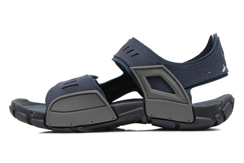 Sandales et nu-pieds Rider Tender VIII Bleu vue face