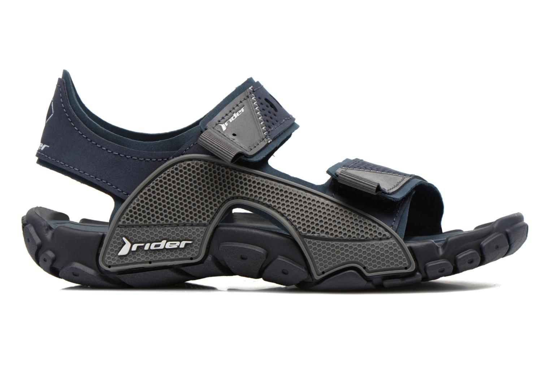 Sandales et nu-pieds Rider Tender VIII Bleu vue derrière