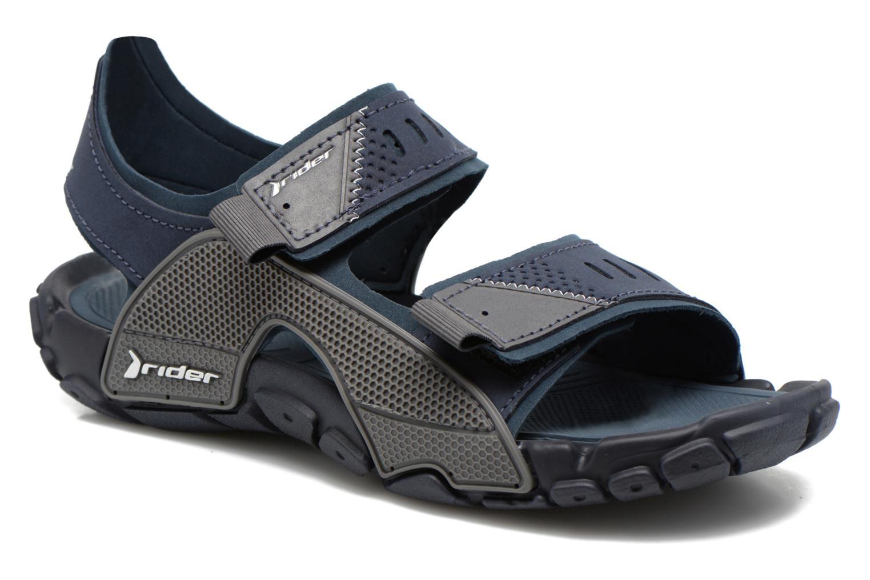 Sandals Rider Tender VIII Blue detailed view/ Pair view