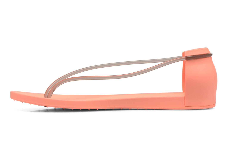 Sandals Ipanema Philippe Starck Thing N Fem Orange front view