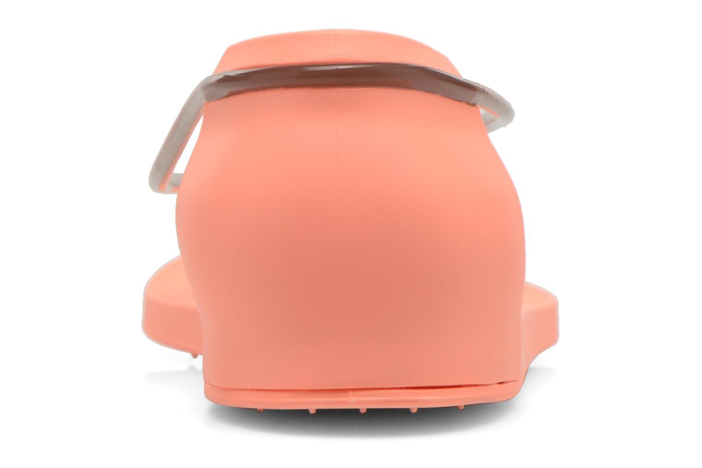 Sandales et nu-pieds Ipanema Philippe Starck Thing N Fem Orange vue droite