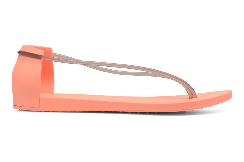 Sandales et nu-pieds Ipanema Philippe Starck Thing N Fem Orange vue derrière