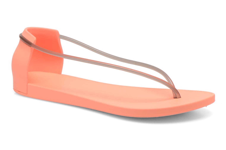 Sandals Ipanema Philippe Starck Thing N Fem Orange detailed view/ Pair view
