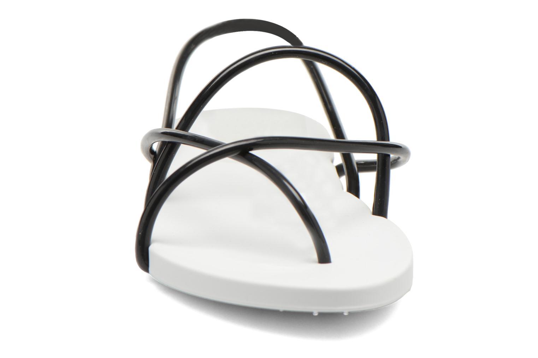 Sandals Ipanema Philippe Starck Thing G Fem White model view
