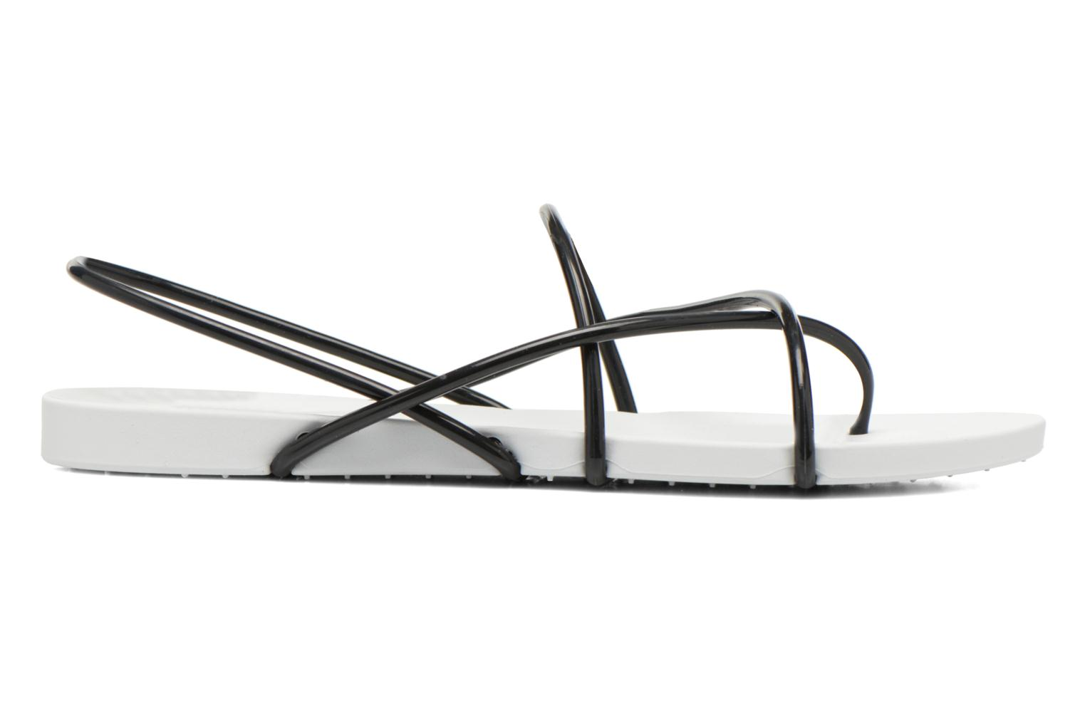Sandals Ipanema Philippe Starck Thing G Fem White back view