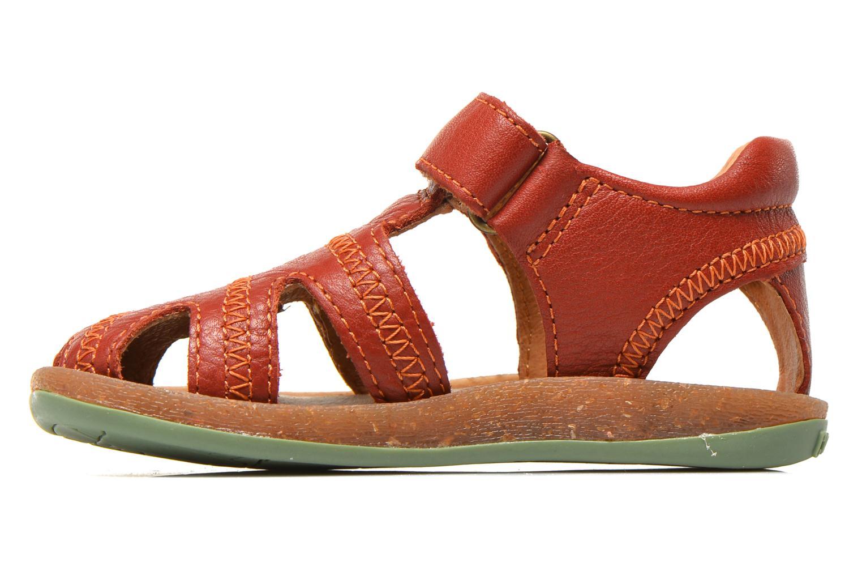 Sandales et nu-pieds Camper Bicho B Bordeaux vue face