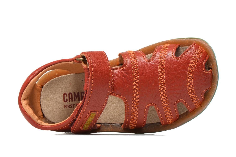 Sandales et nu-pieds Camper Bicho B Bordeaux vue gauche