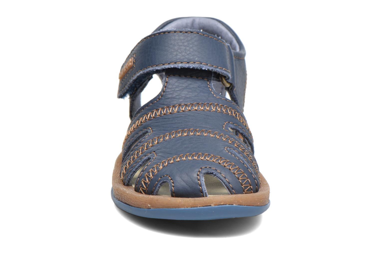 Sandals Camper Bicho B Blue model view