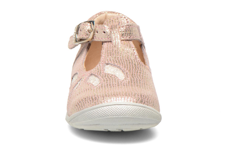 Stiefeletten & Boots GBB Marie rosa schuhe getragen