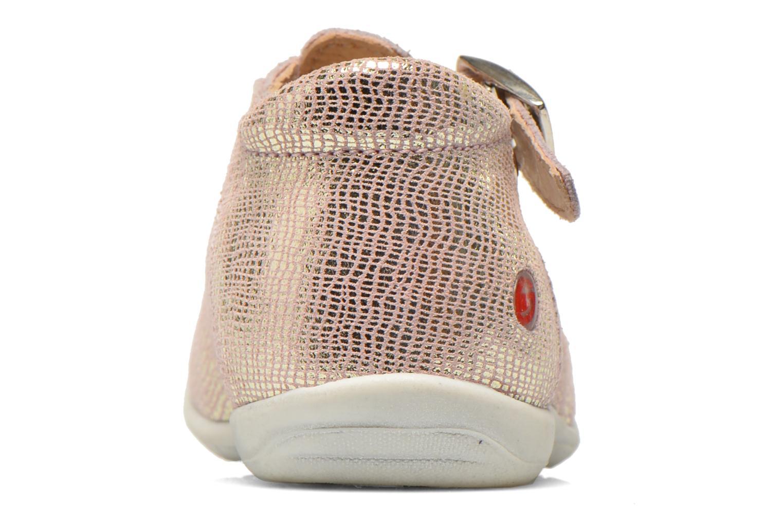 Stiefeletten & Boots GBB Marie rosa ansicht von rechts