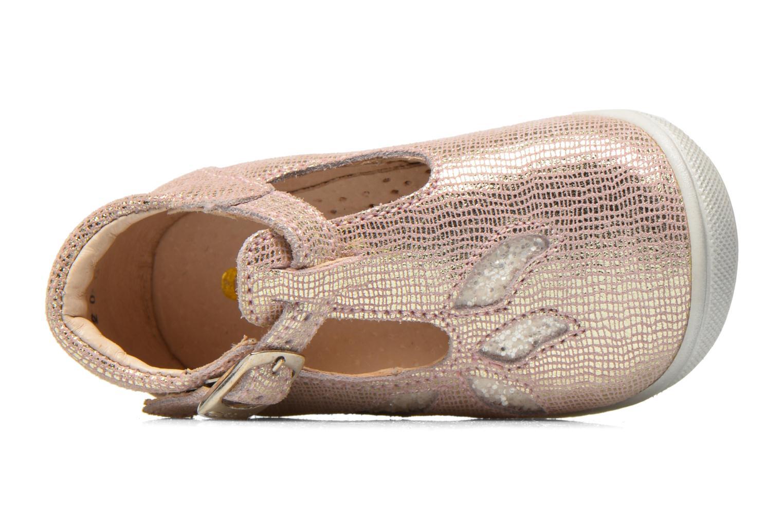 Stiefeletten & Boots GBB Marie rosa ansicht von links