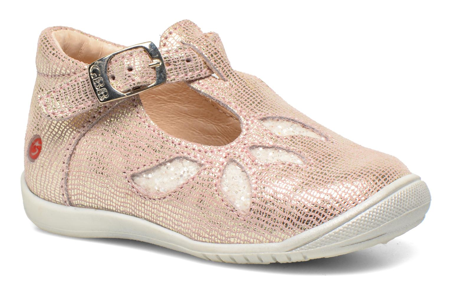 Ankle boots GBB Marie Pink detailed view/ Pair view