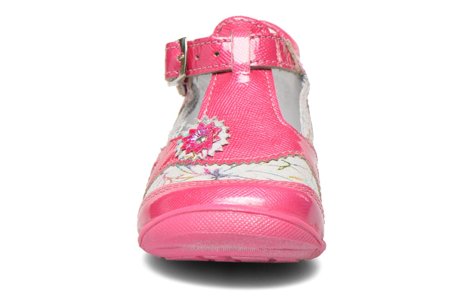 Ankle boots GBB Milla Pink model view