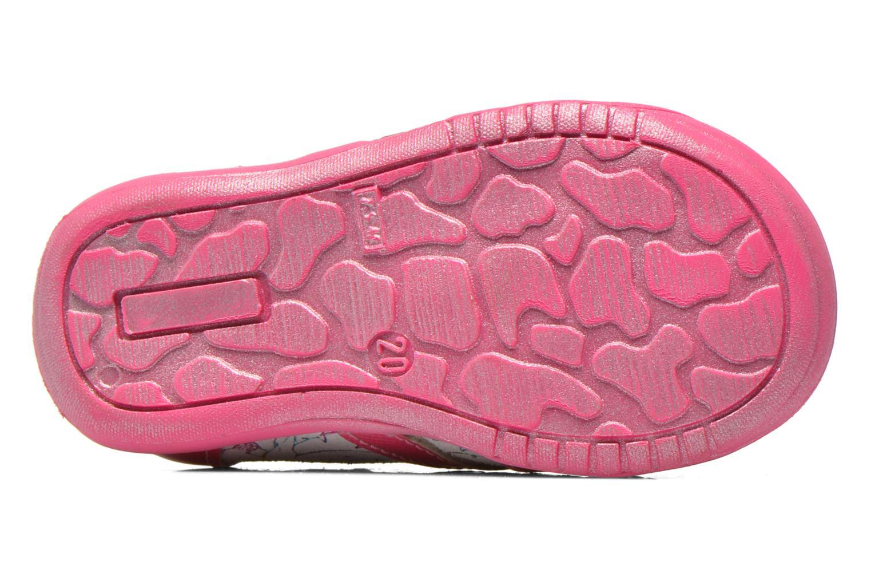 Stiefeletten & Boots GBB Milla rosa ansicht von oben