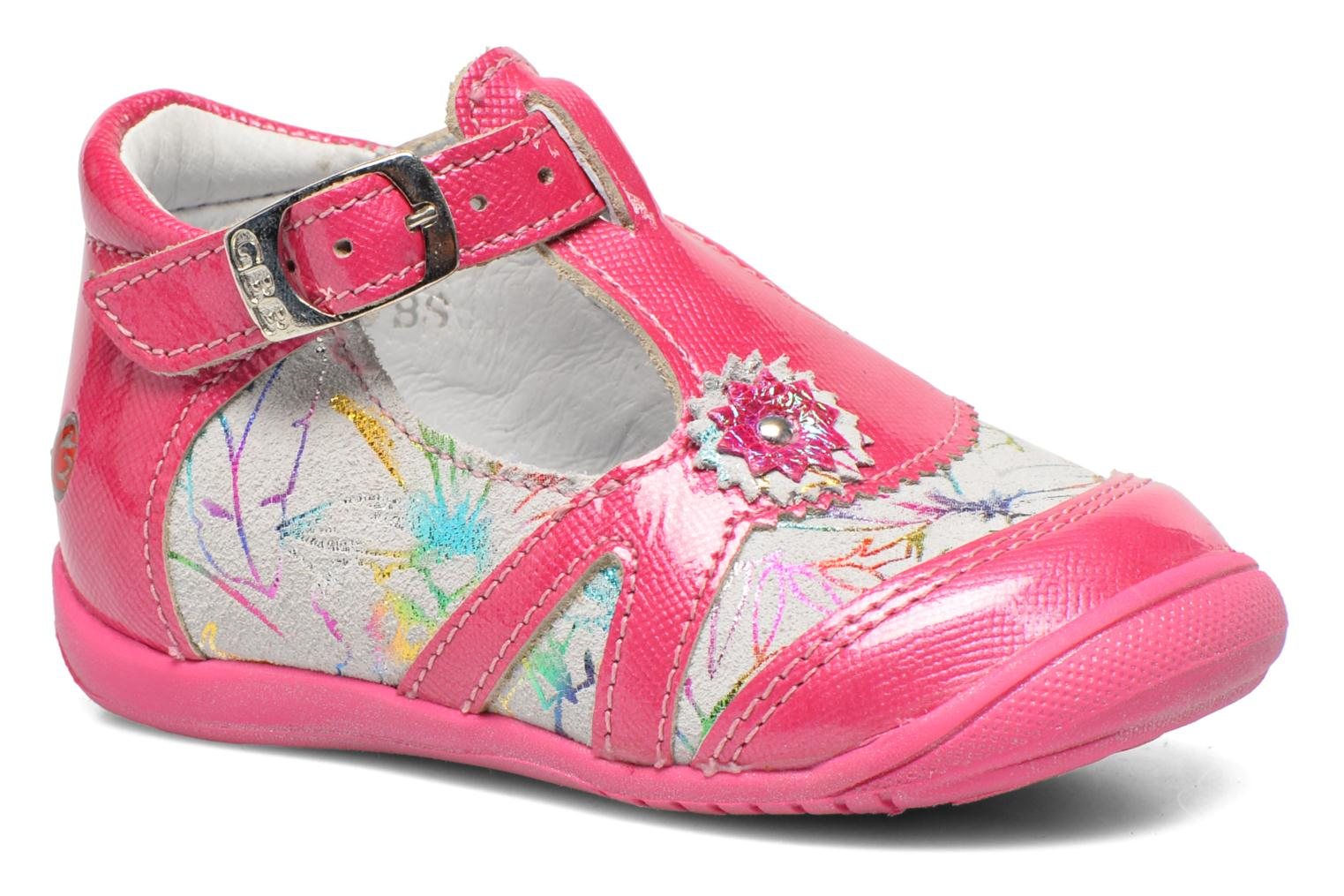 Ankle boots GBB Milla Pink detailed view/ Pair view
