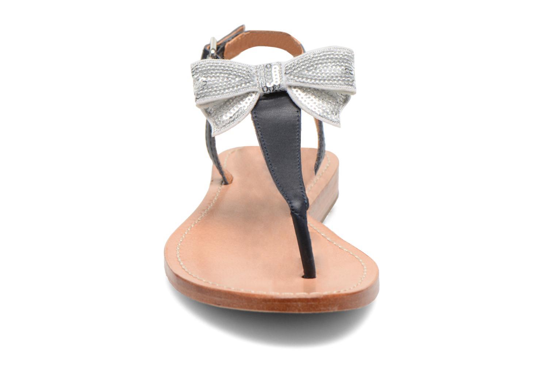 Sandales et nu-pieds Mellow Yellow Ballydolly Argent vue portées chaussures