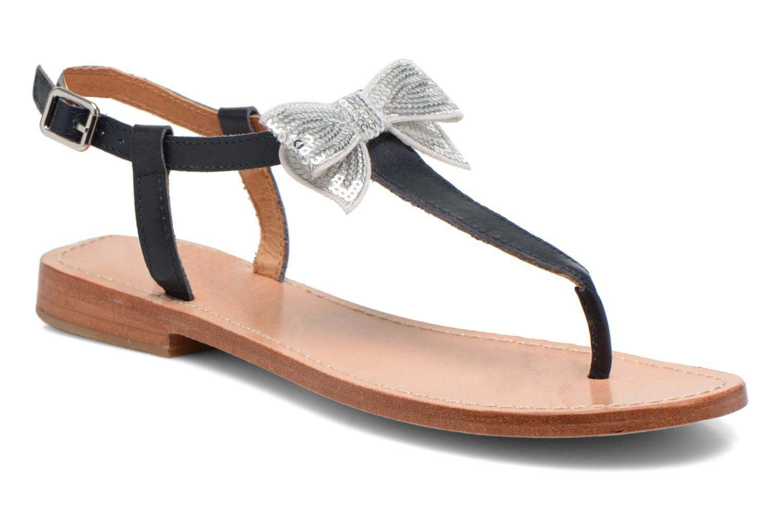 Sandales et nu-pieds Mellow Yellow Ballydolly Argent vue détail/paire