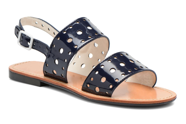 Sandales et nu-pieds Mellow Yellow Vadina Bleu vue détail/paire