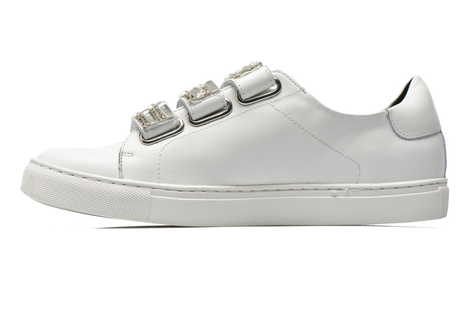 Trainers COSMOPARIS Emi White front view