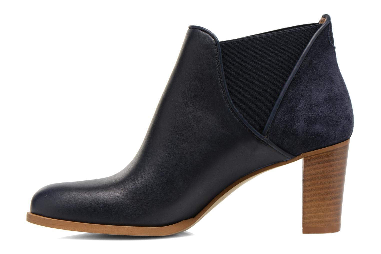 Bottines et boots COSMOPARIS Bamia/bi Bleu vue face