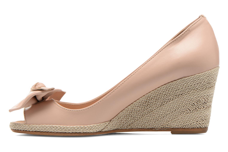 High heels COSMOPARIS Moana Pink front view