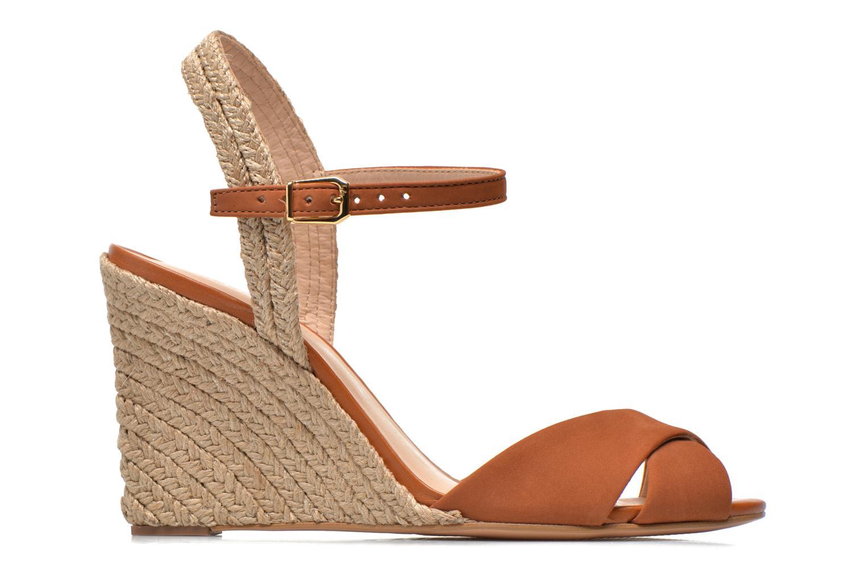 Sandales et nu-pieds COSMOPARIS Jobi/nub Marron vue derrière