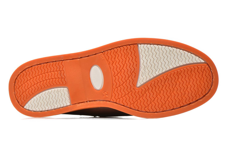 Zapatos con cordones Aigle America Kid Marrón vista de arriba